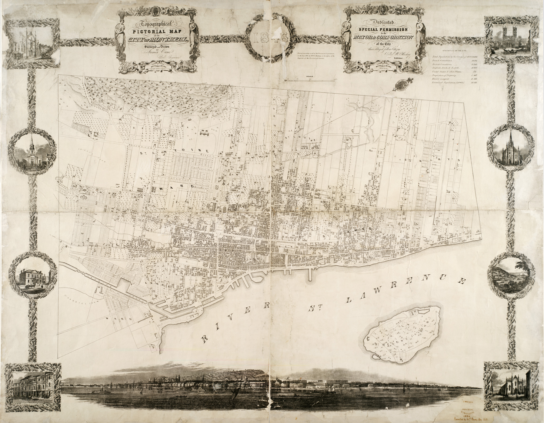Think this map of Montreal belongs on Wikipedia? Come down to the library Feb 26 & get it up!