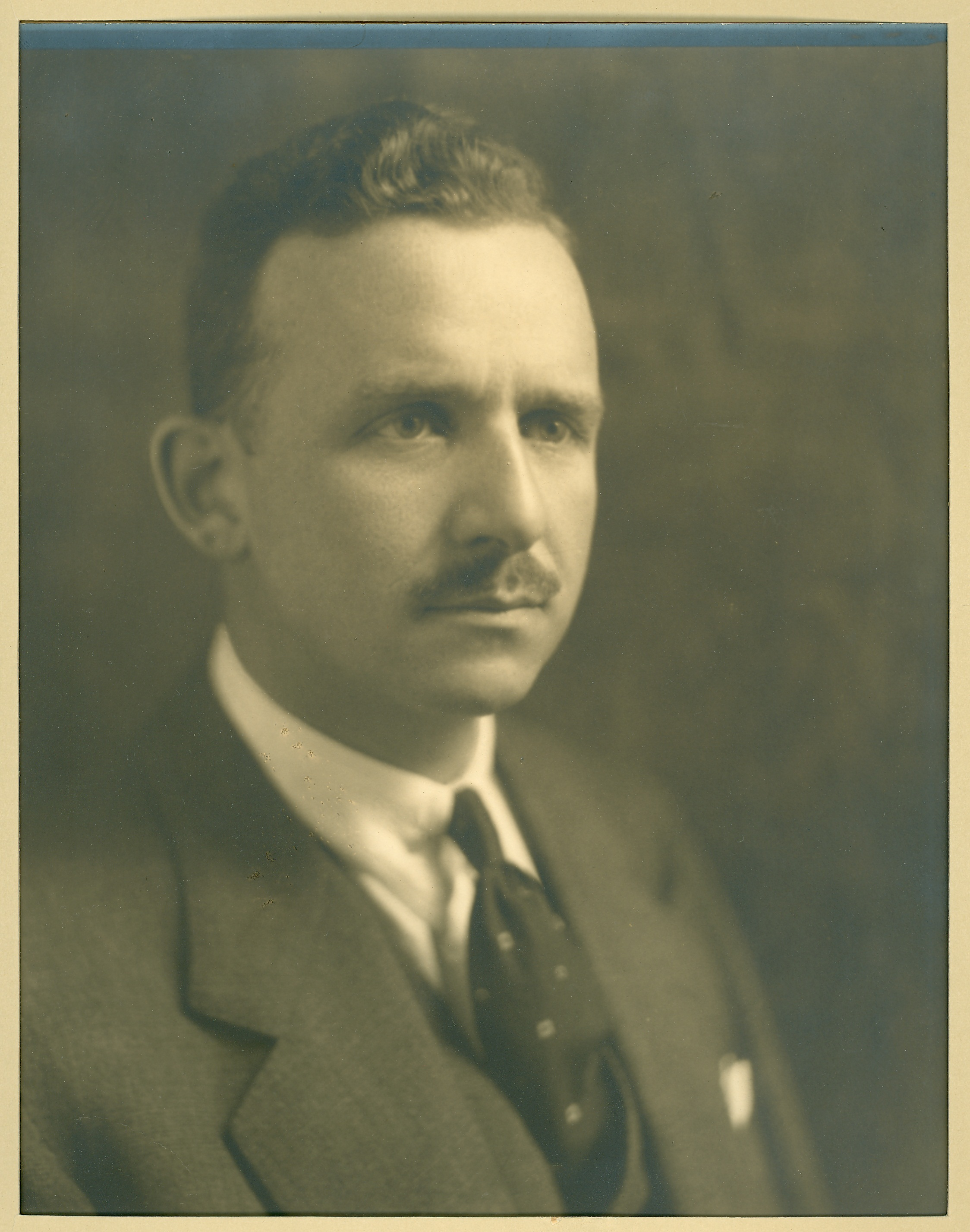 John Peters Humphrey, 1930. Photo: Blank and Stoller / McGill University Archives, - 2002-0086.04.10