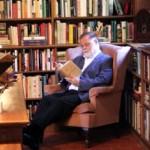 Alberto Manguel reading