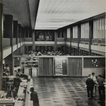 Redpath Library Building, Old McGill Yearbook, 1962