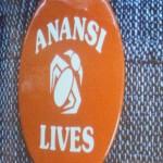 Vintage Anansi Pin