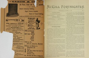 The first-ever Fortnightly issue from 1892