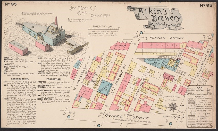 Mapping 375 years of progress rare Montreal maps from 15561946