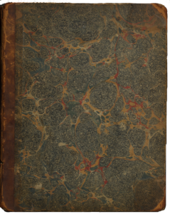 Smithson Riddle Book, Doncaster Manuscript Collection, McGill Library. Credit: Kat Despain