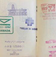Passport interior cropped. Credit: Jennifer Garland
