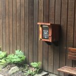 McGill Little Free Library at the Gault Estate in Mont-Saitn-Hilaire. Photo: Charles Normandin