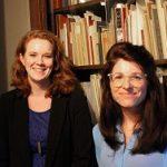 Lauren Williams and elis Ing