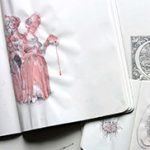 Details of notes and drawings created during the residency. Credit: Caroline Boileau, 2018.