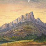 Kookany Pass, British Columbia. George Mercer Dawson. 1882? McGill University Archives. Dawson-Harrington families fonds.