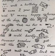 Detail Lewis Carroll Rebus