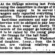 Oswego Palladium. October 28 1919.