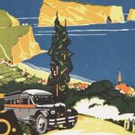 Gaspe : all expense tours from Montreal. Montreal : Provincial Transport Co., [1934]. Rare Books and Special Collections. McGill University Library.