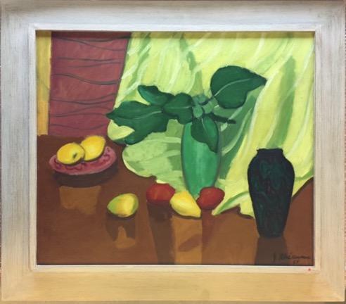 Jeanne Rhéaume, Les citrons, 1951,