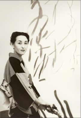Photographer Unknown, Toko Shinoda, Courtesy of Gifu Collection of Modern Arts.